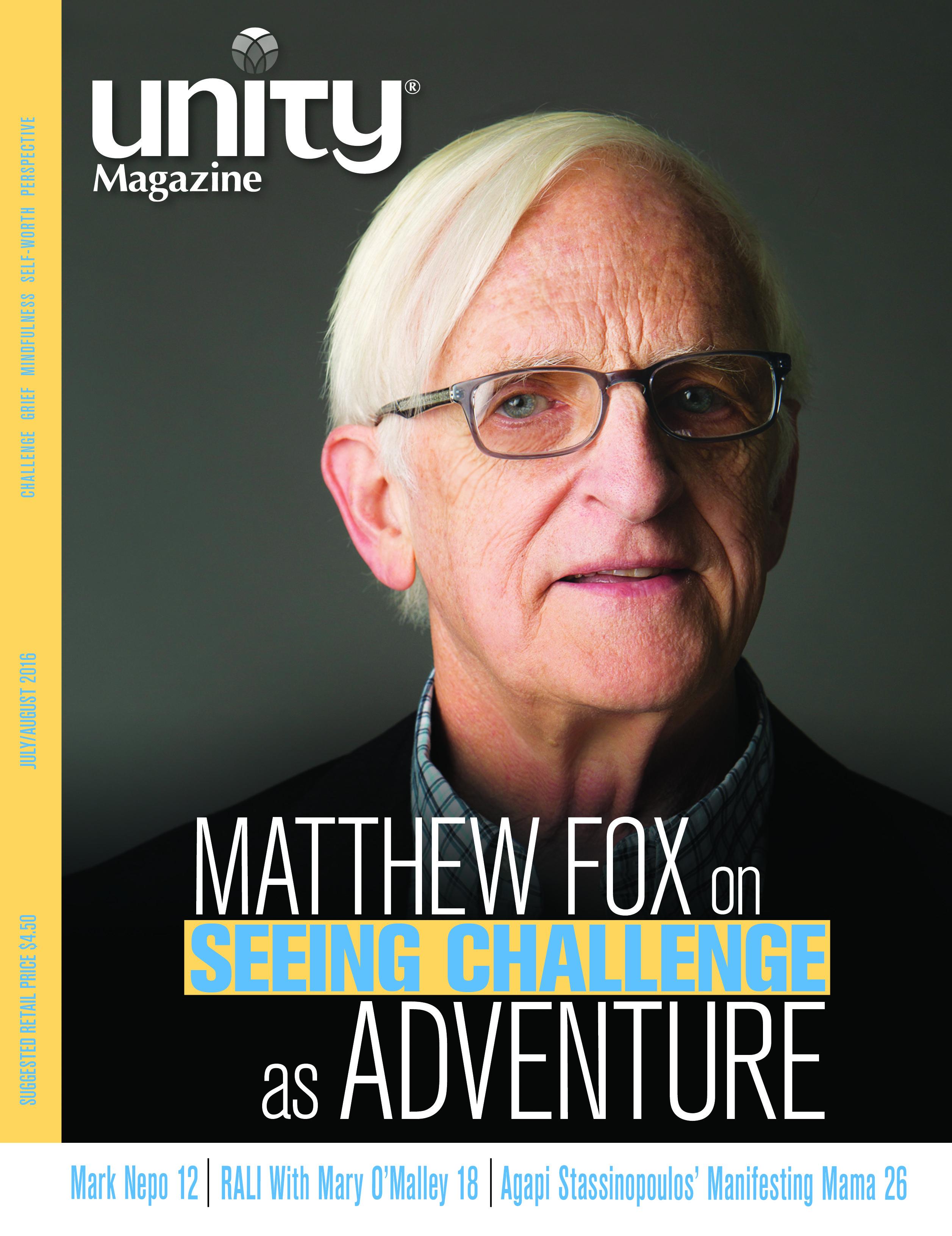 Unity Magazine July/August 2016