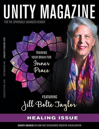 Unity Magazine January-February 2018 cover