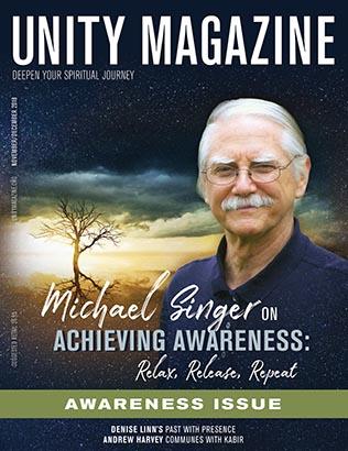 Unity Magazine November-December 2018 cover